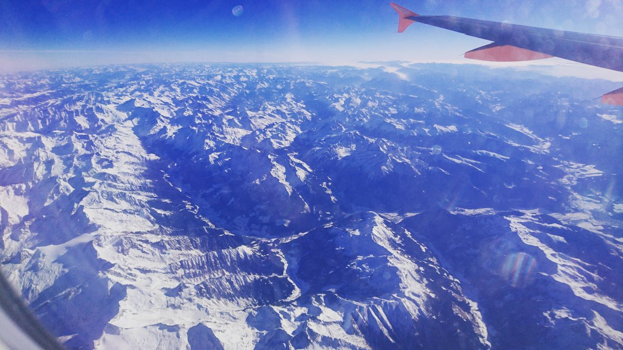 Aerial View Beauty In Nature Scenics Outdoors Landscape Airplane Tranquil Scene Sky Nature Airplane Wing Italy Mountains And Sky Mountains And Valleys Flying High