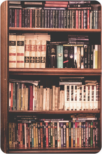 Book Books Books ♥ Bookshelf Bookstore Close-up Home Home Interior Home Is Where The Art Is Home Sweet Home Homesweethome In A Row Indoors  Knowledge Library Library Library Book Literature No People