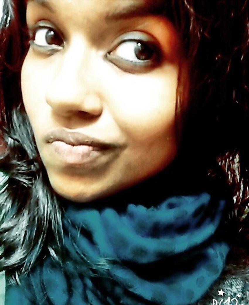 Winters Scarf Love Delhi InstaDelhi DelhiGram Delhigirl Tamilian Southindian Blue B612 Instalike Instafun Instafilter Instapic Instagood