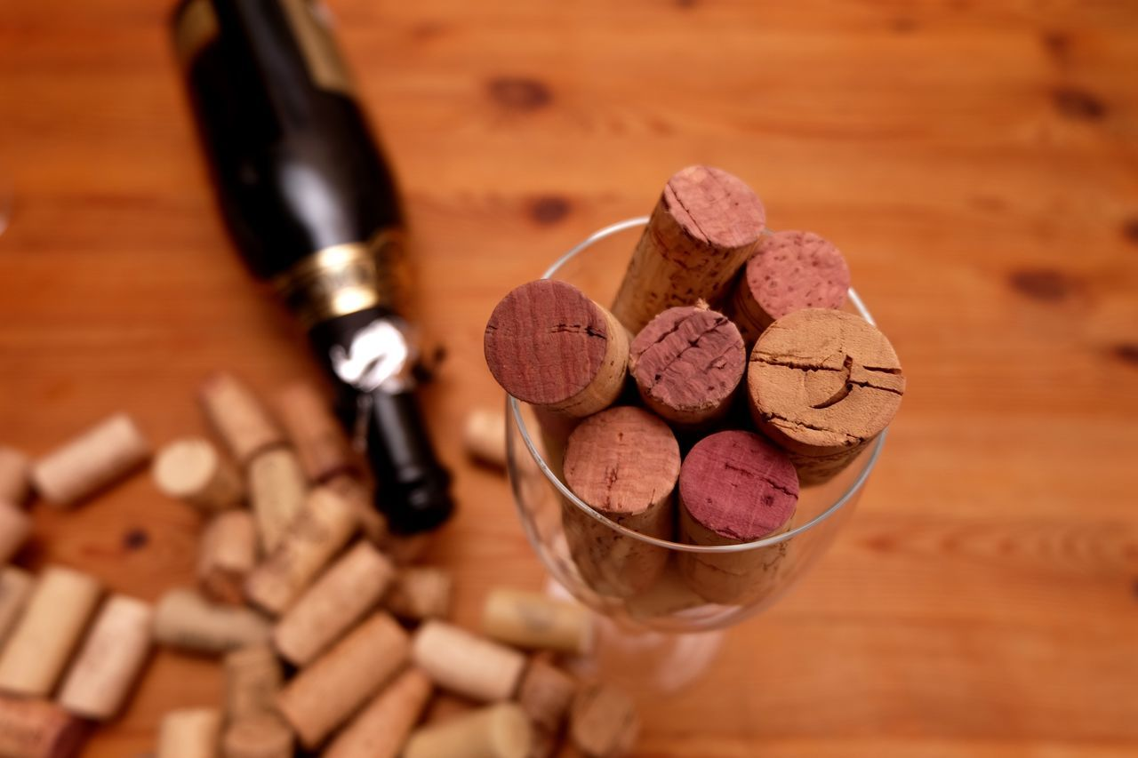 Alcohol Eye4photography  Food And Drink No People Red Wine Wine Wine Bottle Wine Cork Wine Glass Wine Moments Wood - Material
