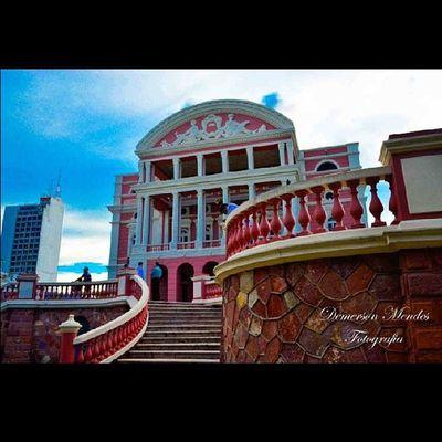 Teatro Amazonas, Manaus -AM. Demerson Mendes © Fotografia Fotografia Photographia  Demersonmendes