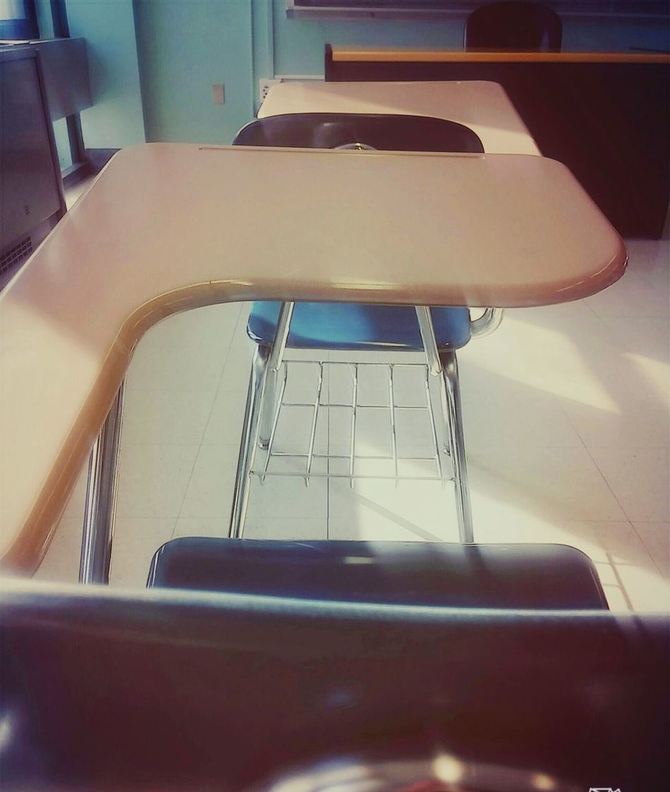 Empty Seat lighting Taking Photos Check This Out Classroom