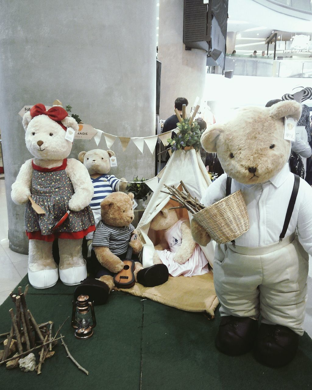 stuffed toy, teddy bear, toy, animal representation, childhood, no people, indoors, day, close-up