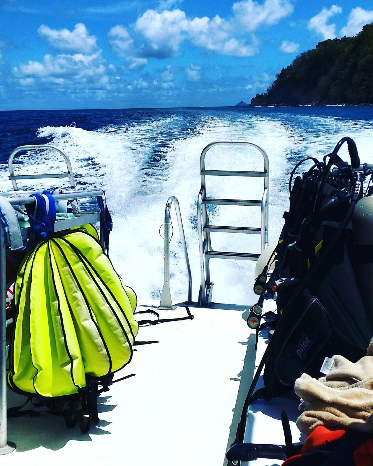 My Year My View SCUBA Scuba Tanks Scubadiving Scuba Diver Scubadive Caribbean Sandalsresorts St. Lucia Sea Water Outdoors Sky Day Scuba Diving
