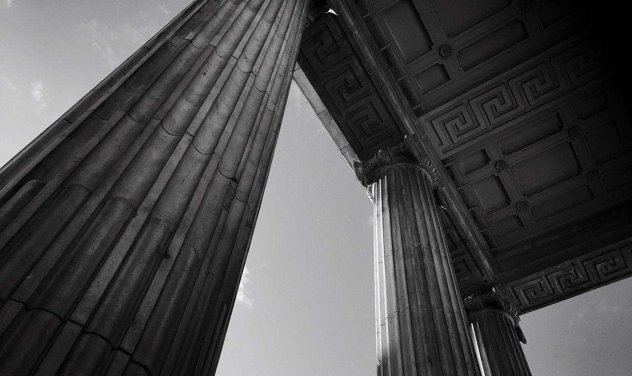 Beautiful stock photos of dublin, Architectural Column, Architectural Feature, Architecture, Built Structure