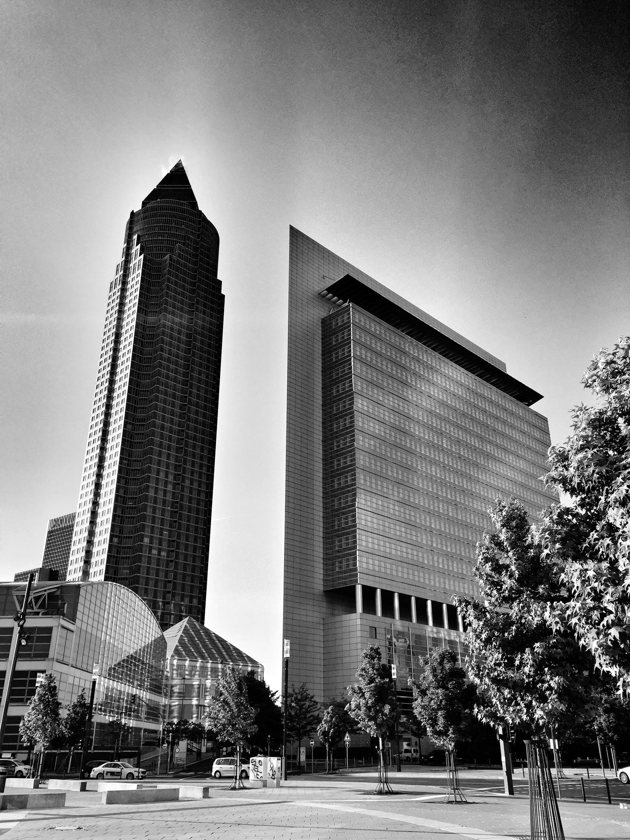 Skyline Cityhouse Frankfurt Am Main Architectureporn Architecture_collection Architecturelovers