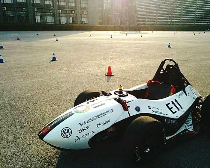 DIAN Racing DRe14 Fsae