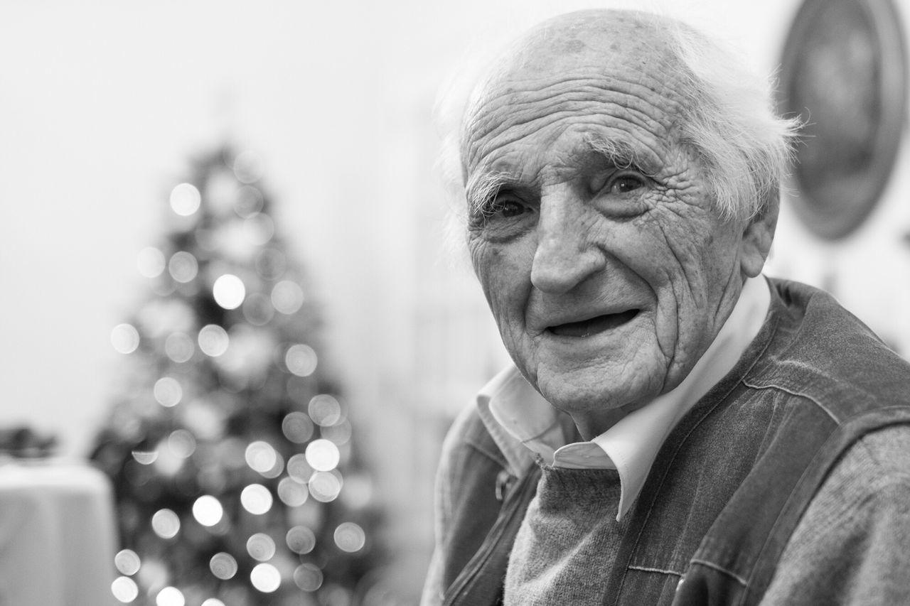 Beautiful stock photos of senior,  80 Plus Years,  Adult,  Christmas,  Christmas Tree