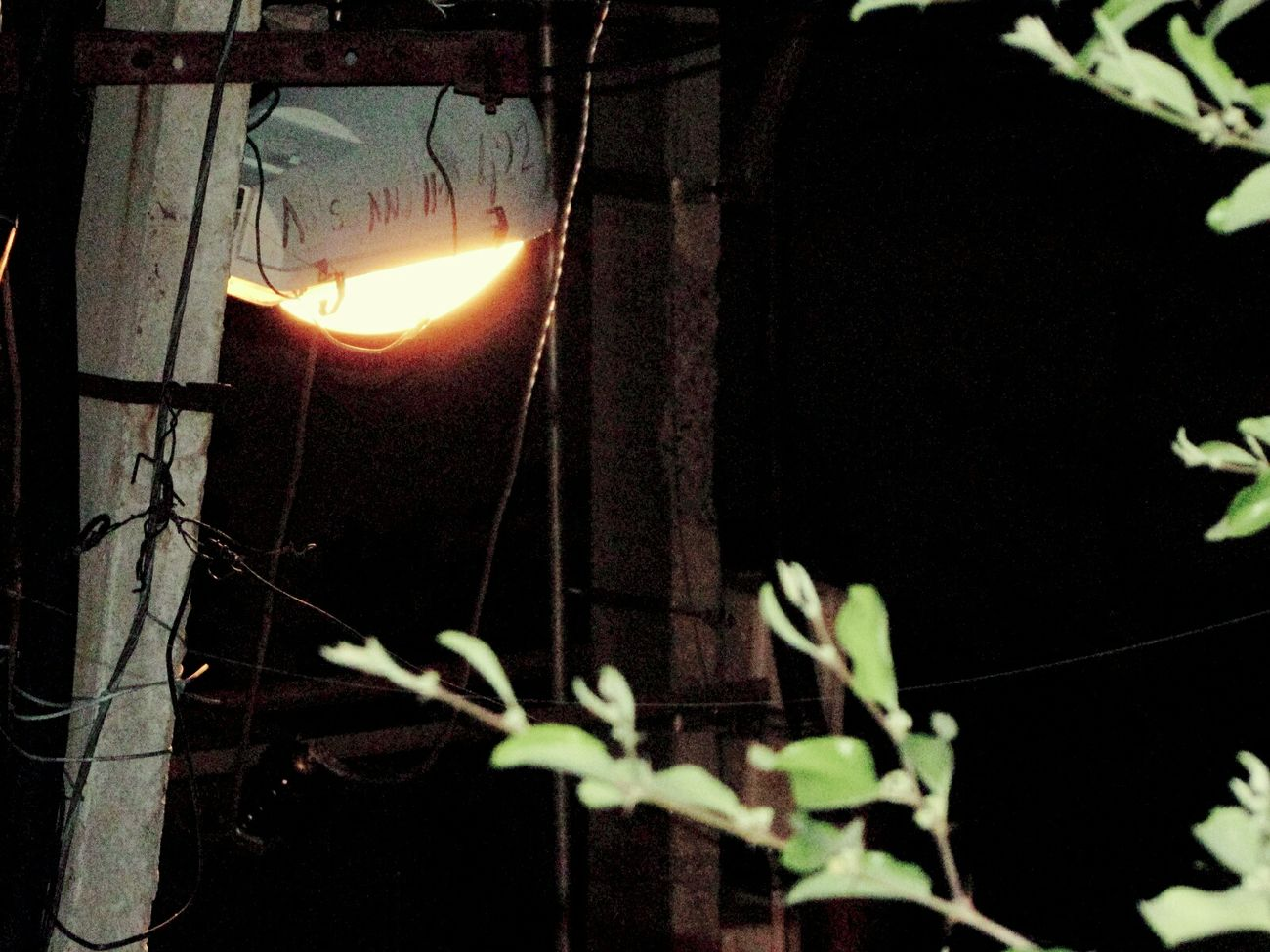 Street Light Jodhpur India