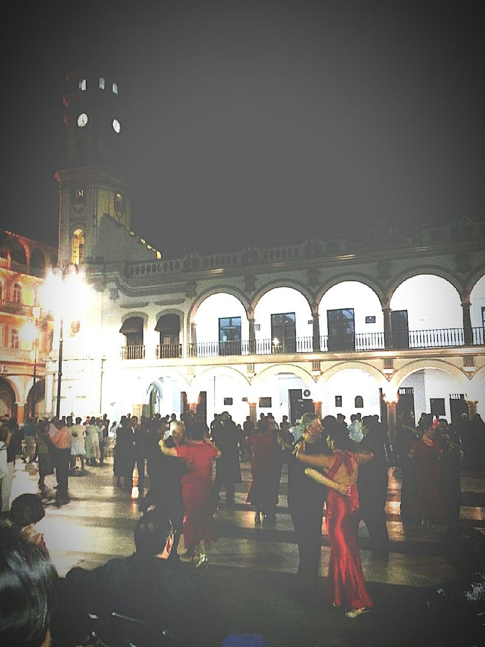 Danzon Dedicado... Noreida Lunes d Danzon En Veracruz
