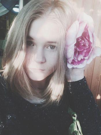 цветок  грусть печаль That's Me Flower Sad