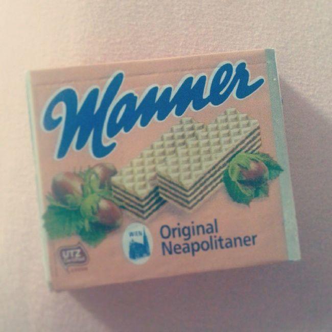 Lieber Herr Manner, ich liebe Dich! Neapolitandreams
