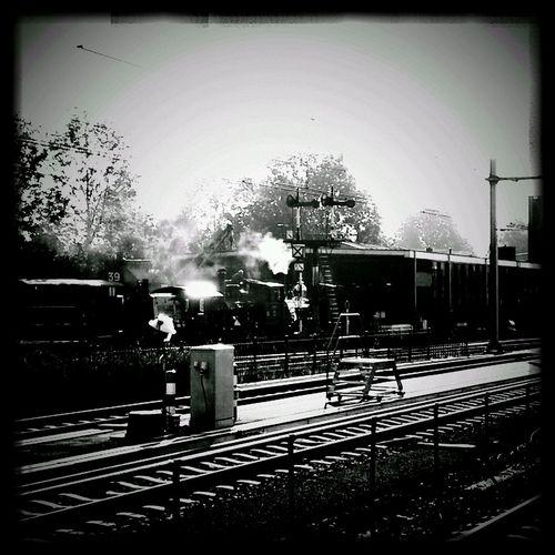 Commuting Steam Train Steam Locomotive