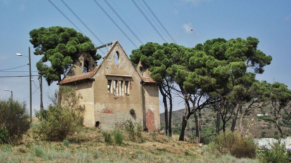 Abandoned Places Derelict Exploration Landscape