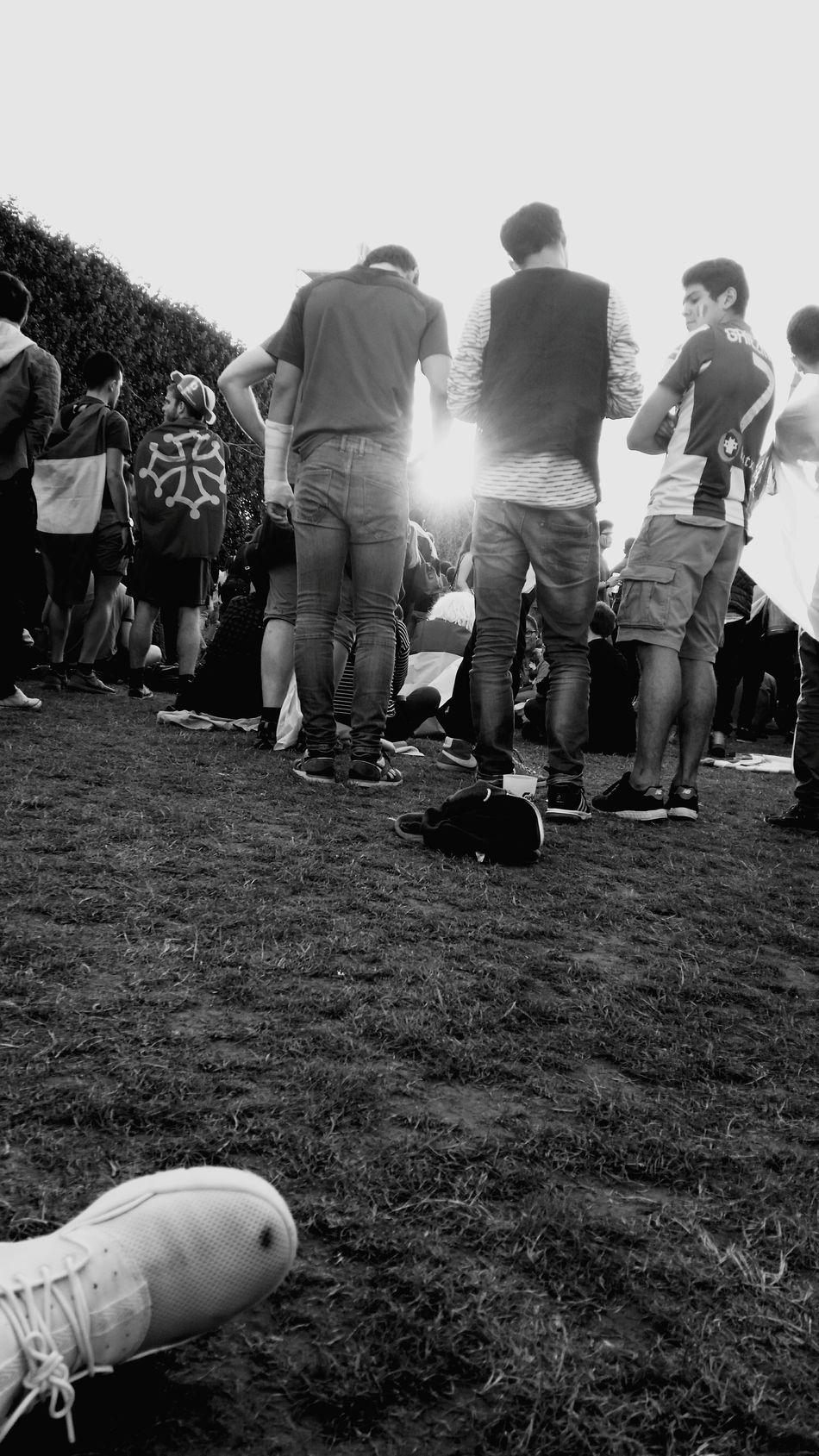 Festival Season Enjoying Life