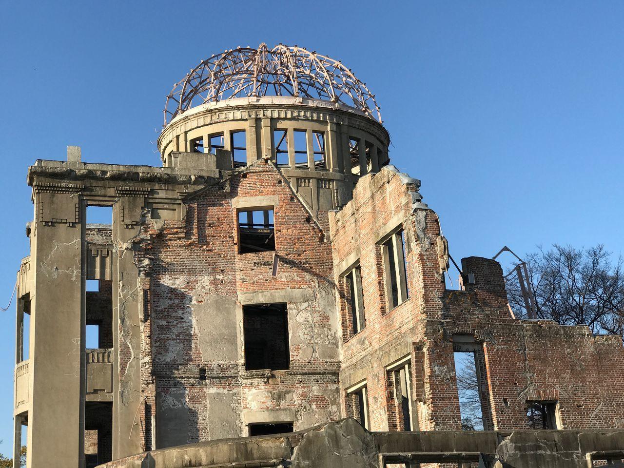 Scenery Japan Photography Japan Built Structure AtomicBombMemorialDome Hiroshima Hiroshima,japan