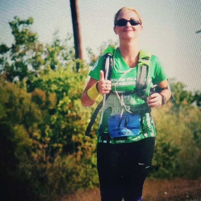 My first half marathon! LOVE Running Runningshot enjoying life