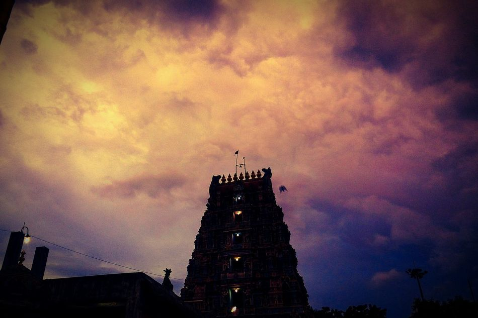 Vedhapureeshwarar Temple Raja Gopuram First Eyeem Photo