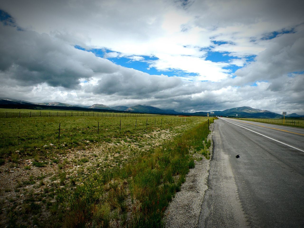 On The Road The Road Less Traveled Unknown Finding Self Beautiful Colorado Day Solo Road Trip Breathing Space