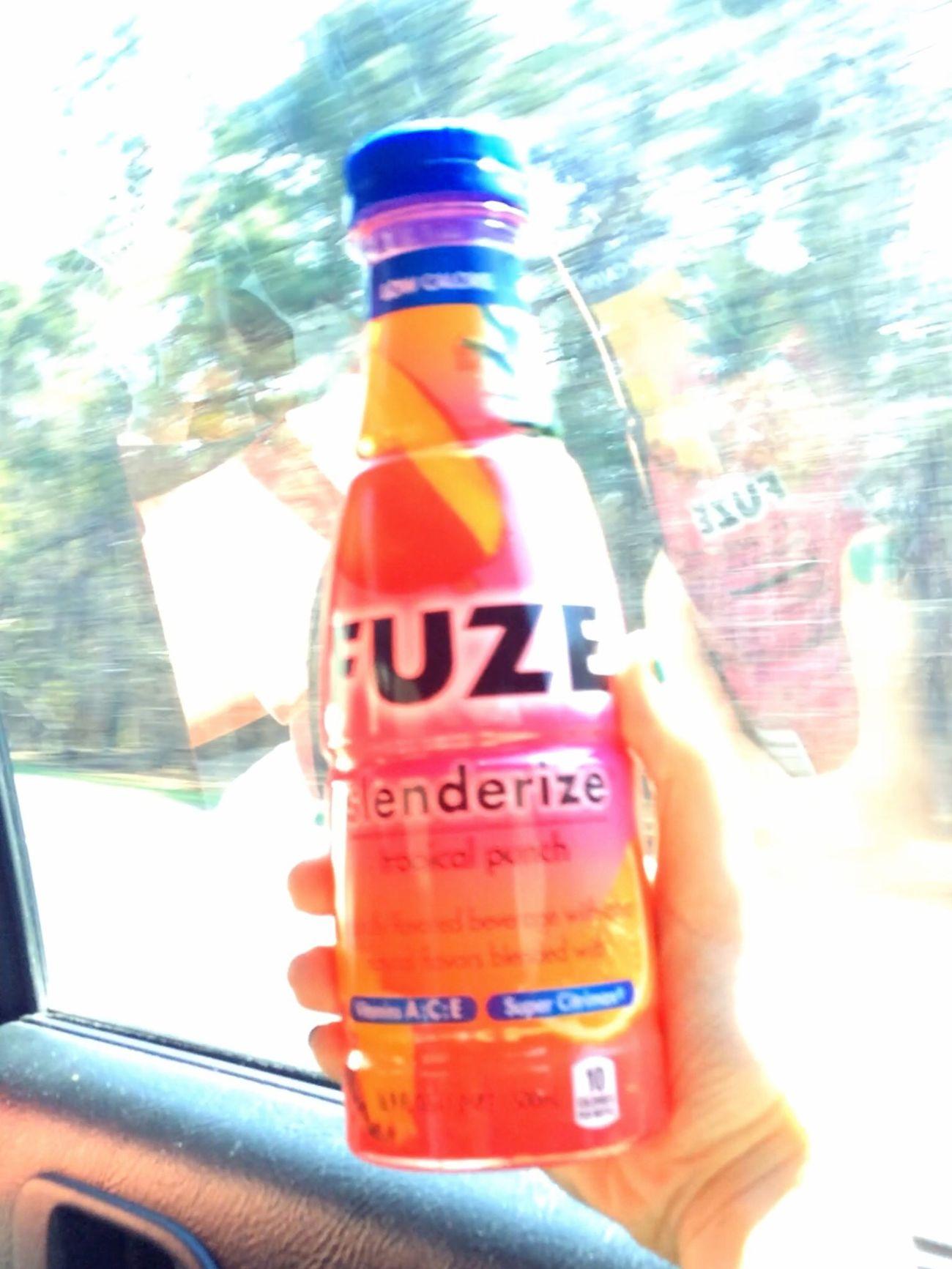 I love Fuze !! ? Yummy Sweet Fruit Juice
