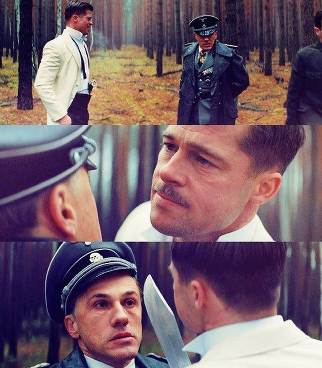 Inglorious Basterds A Film By Quentin Tarantino