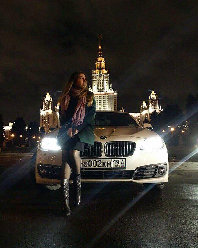 Bmw МГУ Smotra Beautiful любимыйгород любимаяМ City Lights