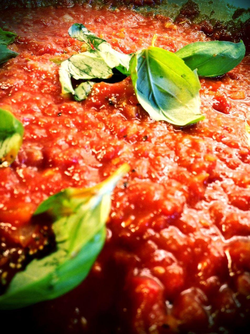 Tomato Basilica Italian Food