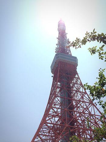 Tokyo Tower Japan Travel
