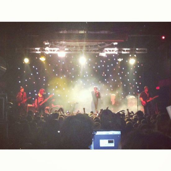 Flashbackfriday : November 3, 2012 was definitely one of the best nights of my life. Themaine Concertlife