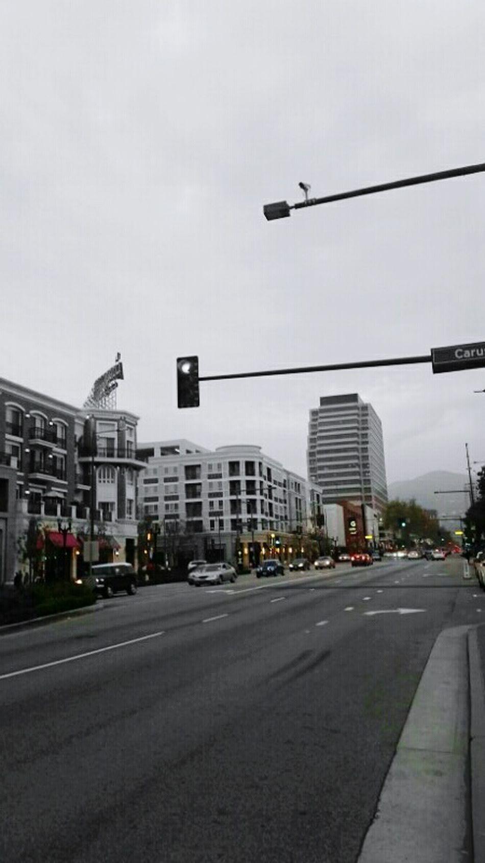 City City Street Outdoors Day Urban Road No People Sky Los Angeles, California Panamericana Panamerican Road