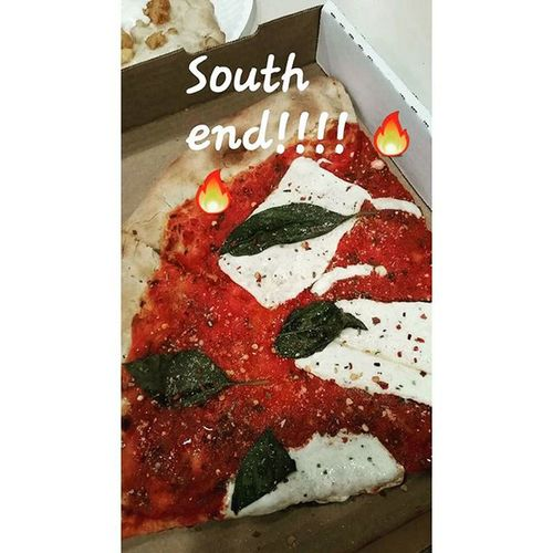 Could not help myself. Slices looked great!! Southend Pizza Basil Healthysortof baha yummo buffchix notmyswag hollaatdelish fire sogood ifail getinmybelly doac atlanticcity island mystory114