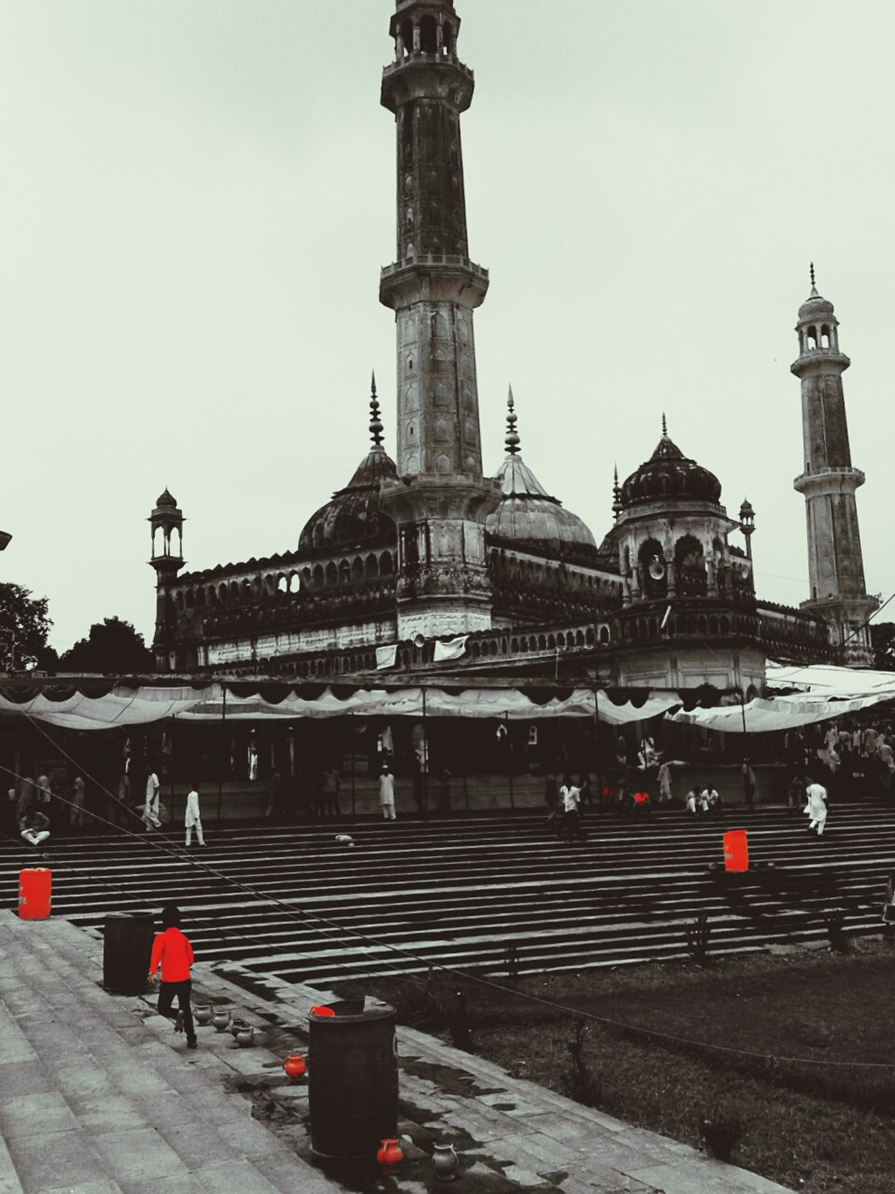Black And Red Fridays at Old Lucknow, Bada Imambada