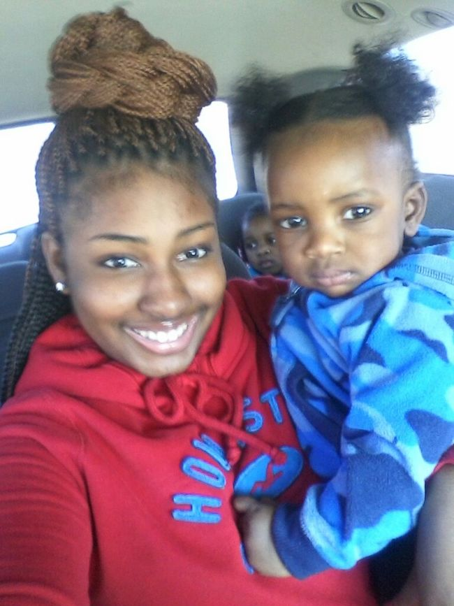 Me And MY Son >