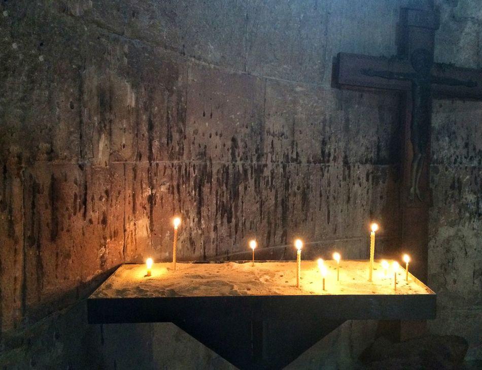 "Jvari Georgia Gruzie Georgien Mtshketa Jvari, the ""Monastery of the Cross"", is a sixth century Georgian Orthodox Monastery near Mtshketa. It is part of the UNESCO World Heritage."