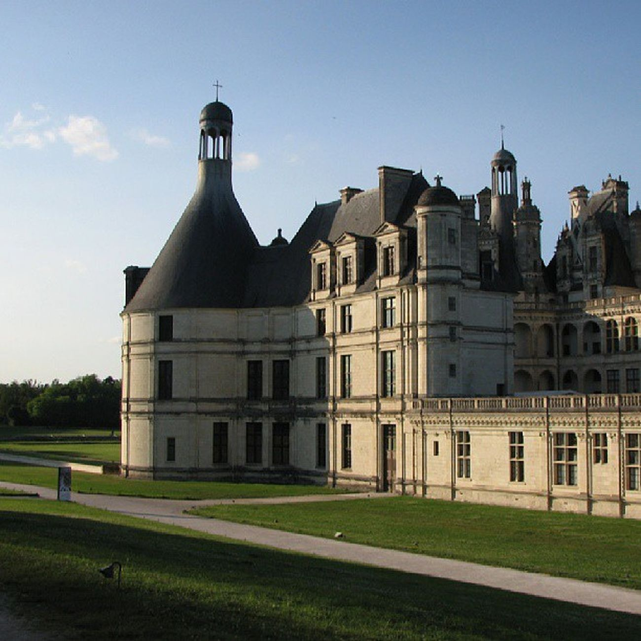 DomainedeChambord Francia France Loira Loire sinfiltros nofilters