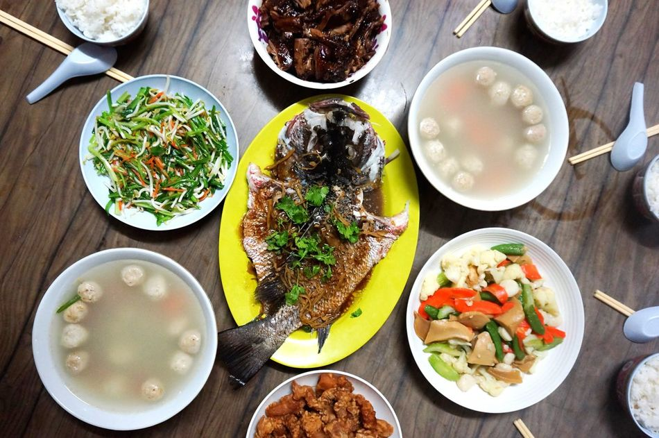 Reuniondinner CNY2017 Foodphotography