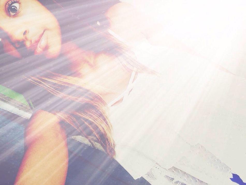 Como Adoro a Luz Do Sol l ! Fica Ótimo Em Foto