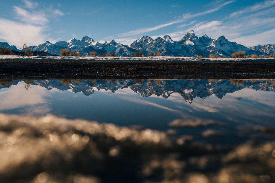 My Winter Favorites Grandtetons Wyoming Beautiful Mountains