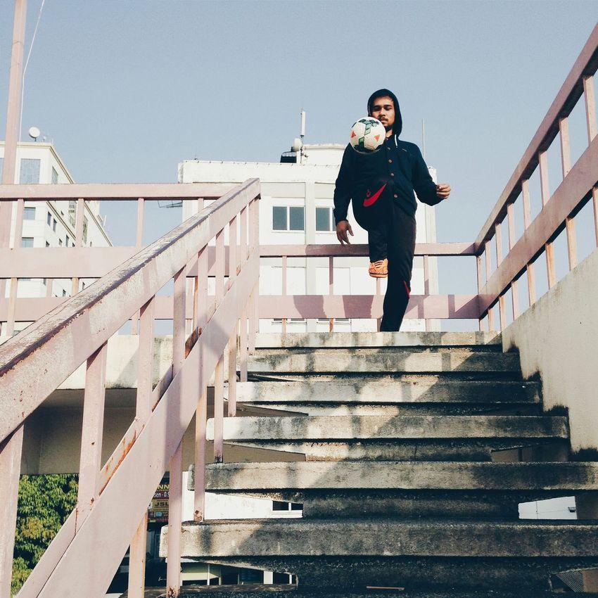 Joga Bonito On A Health Kick That's Me Enjoying Life