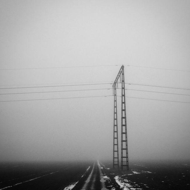 Vanishing Point Monochrome Blackandwhite Bw_collection