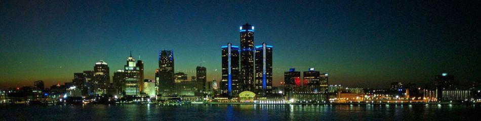 Beautiful stock photos of detroit,  Building,  Building Exterior,  Built Structure,  City