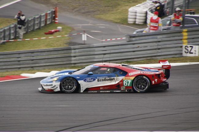 Ford GT Nurburgring Racing Car