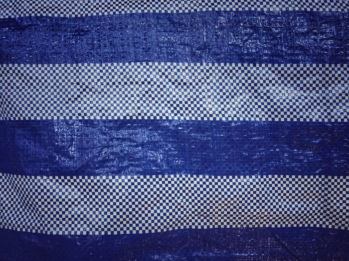 Backgrounds Full Frame Textured  Blue Textile Pattern Close-up No People Indoors  Day Blue Sheey Cavas Fabric Vintage Pattern Plastic Textile Material Fiber Abstract