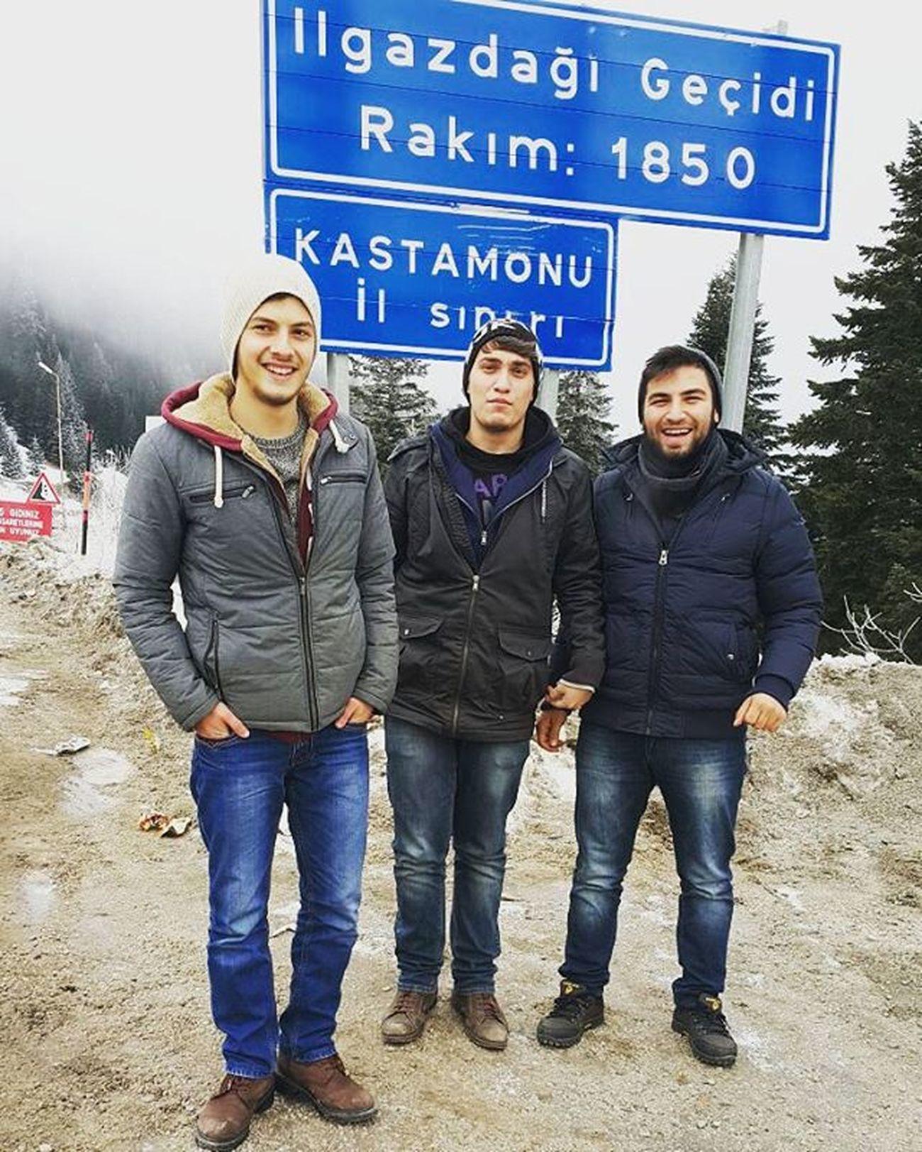 ılgaz Dağı Milli Parkı Kayak Mı Yapıyoruz ❄⛄