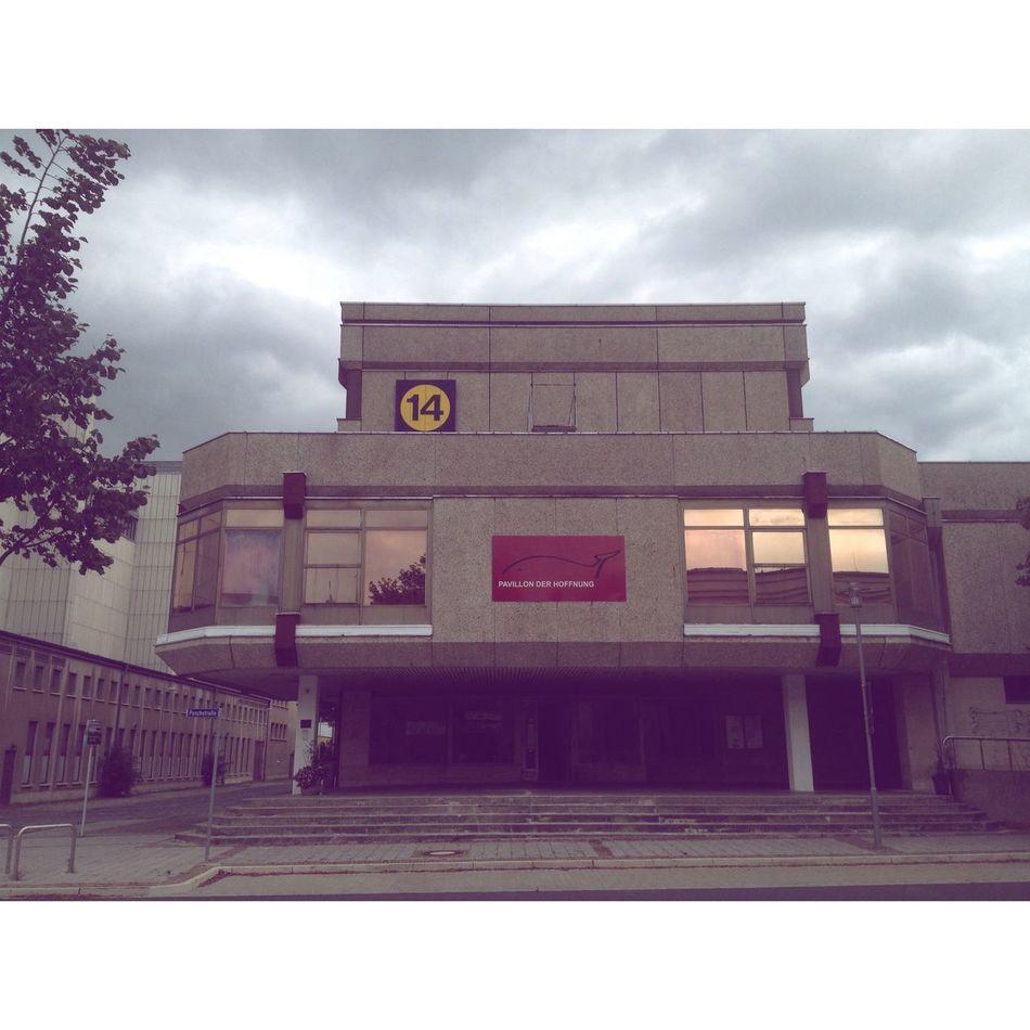 Pavillon der Hoffnung VSCO Urban Decay Urban