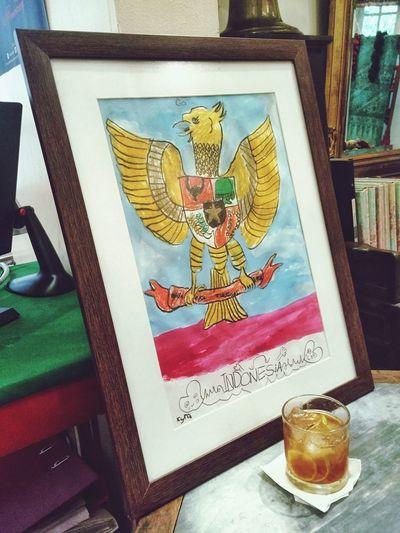 Pancasila Merahputih Jakarta Indonesia Hello World Proudtobeindonesian Icetea