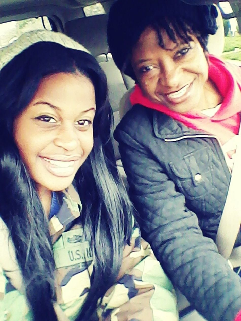 Me And The Madre