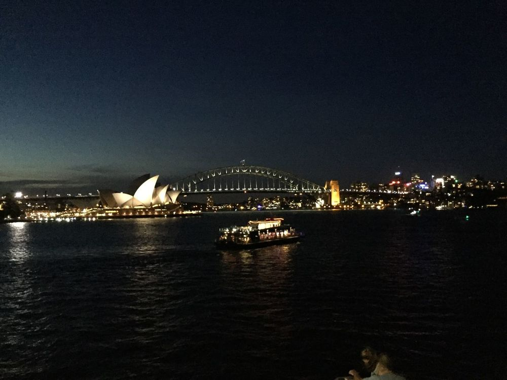 A classic Sydney shot via iPhone - DSLR versions are coming soon. You'll be surprised at what you can achieve in terms of special effects without the use of Photoshop! Taking Photos Enjoying Life Journey Cityscapes Check This Out