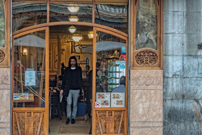 El Café De L'Opera, En Las Ramblas Rx100mk2 Barcelonalove