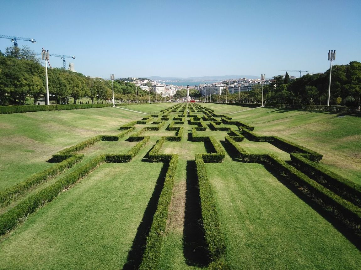 Lovely city! Lisbon | Awesome City | Vacations | Portugaldenorteasul | Marquesdepombal | Parqueeduardovii | Beautiful Nature